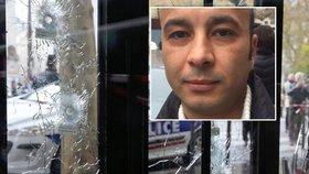 Alžírský muslim Safer, o jehož hrdinském skutku informovala BBC.