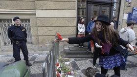 Oslavy 26 let od sametové revoluce se nesly v protiteroristickém duchu.