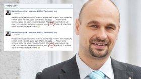 """Poslanec kritizoval, sám se uklikl: Mladí nevědí, že """"samet"""" začal 1987"""