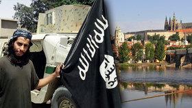 Mozek teroristických útoků v Paříži Abaaoud prý radil islamistům, aby jezdili přes Česko.