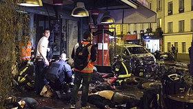 Belgie zadržela možného strůjce pařížského útoku.