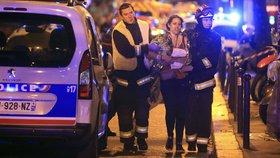 Teroristické útoky v Paříži 13. 11. 2015