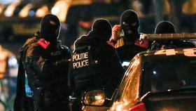 Při zátahu v Bruselu policie zatkla 16 lidí. Atentátník Abdeslam mezi nimi nebyl
