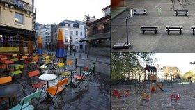 Z Bruselu se stalo město duchů. Všichni se bojí terorismu.