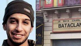 Údajný strůjce atentátů z 13. listopadu v Paříži Abdelhamid Abaaoud byl podle vyšetřovatelů v době útoků v klubu Bataclan.