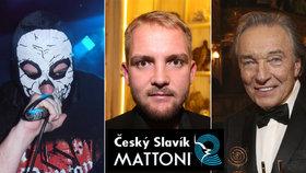 Šest věcí, které by se mohly pokazit při předávání cen Český slavík.