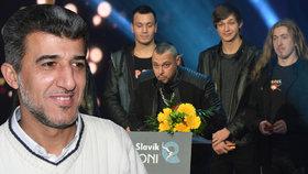 Šéf muslimských obcí v ČR Muneeb Alrawi zkritizoval Ortel za jejich píseň Mešita.