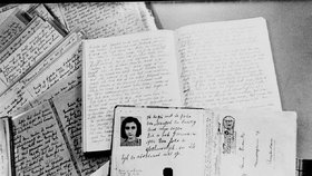 Děníky Anne Frankové