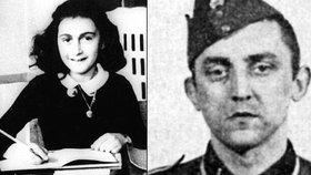 Osvětimskému dozorci prošla pod rukama i Anne Franková.