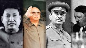 Uchylky diktátorů ve stravování