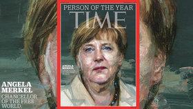 Časopis TIME zvolil osobností roku německou kancléřku Angelu Merkelovou.