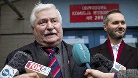 "Lech Wałęsa chce Rusko ""naučit"" demokracii."