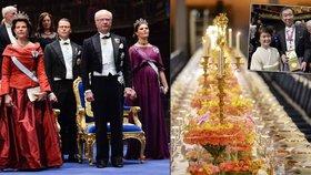 Předávání letošních Nobelových cen bylo opulentní.