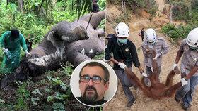 Europoslanec Pavel Poc (ČSSD) upozornil na spojitost ekologické katastrofy v Indonésii a palmového oleje.