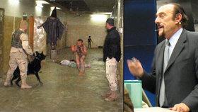 Zveřejnit fotky mučení vězňů v Iráku je zbytečné, lidé by jen nenáviděli Ameriku, tvrdí psycholog.