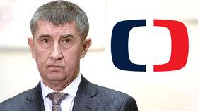 Andrej Babiš se s ČT také dostal několikrát do sporu. Přesto podpora ANO pro kritika ČT Štěpánka překvapila.
