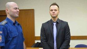 Martin Fuchsa u soudu