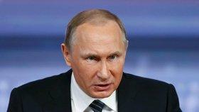 Nápad se Putinovi zřejmě líbit nebude...