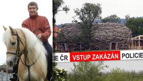 Policie vyšetřuje, zda nebyl spáchán dotační podvod ve výši 50 milionů korun při stavbě Čapího hnízda.