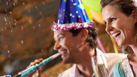 Smích a zábava k poslednímu dni v roce jednoznačně patří!