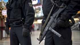 Policejní manévry v Mnichově: Kvůli plánovanému útoku radikálů z Iráku a Sýrie