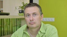 Lékař Jiří Havránek