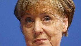 Angela Merkelová, papežova slova ji neuchvátila.
