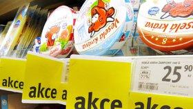 Pokud chtějí Češi kvalitnější potraviny, měli by si v první řadě zpřísnit zákony, říká Sdružení českých spotřebitelů (ilustrační foto)