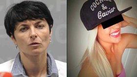 Lenka Bradáčová označila uzavření vyšetřování smrti Anety jako sebevraždu za pochybení policie.