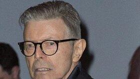 David Bowie na premiéře muzikálu