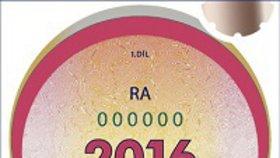 Pro letošní rok prošly dálniční známky velkou grafickou proměnou - roční známka.