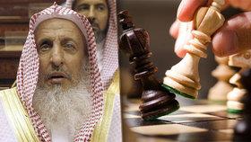 Muftí zakázal šachy, prý způsobují nenávist.