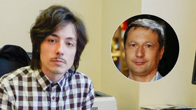 Dva hlavní favoriti na nového šéfa zelených: Matěj Stropnický (vlevo) a Petr Štěpánek