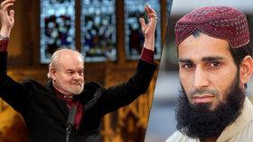 Podivný nápad londýnského biskupa: Duchovní by měli mít plnovous, aby se přiblížili muslimům.