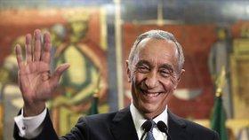 Marcelo Rebelo de Sousa vyhrál volby v prvním kole.