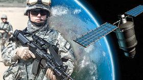 Vesmírný odpad prý může způsobit válku.