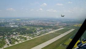 Pardubické letiště se muselo v minulém roce vyrovnat se ztrátou 77 % ruských klientů.