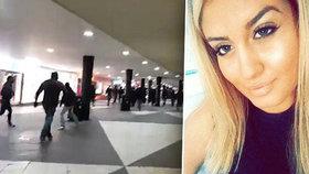 Pomsta za vraždu Švédky: Dav ve Stockholmu napadl dětské uprchlíky.