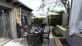 Francouzská restaurace Andreje Babiše