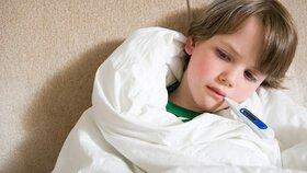I nachlazení se musí léčit opatrně.