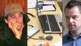 Vyšetření na detektoru lži se podrobil Petr Kramný nebo Otakar Tomek