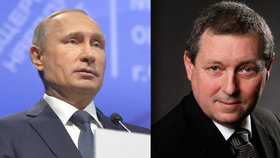 Ruský prezident Vladimir Putin ocenil českého europoslance Maštálku