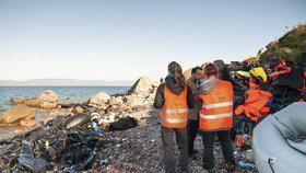 Dobrovolníci se bojí, že nový systém přijímání uprchlíků je jen dočasný.