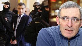 Exšéf tajné služby Karel Randák promluvil o případu Alího Fajáda.