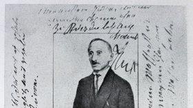 Leopold Hilsner po propuštění