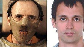 Vrah Kajetan Poznański je posedlý Hannibalem Lecterem.