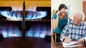 Položili jsme šesti hlavním dodavatelům plynu otázku, proč mají tak nehorázné marže!