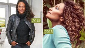 Lejla Abbasová mění image, může za to chlap?