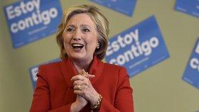 Bude mít Clinton z podpory radost?