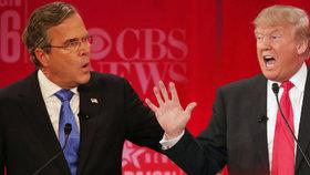 Donald Trump setřel Bushe: Lhali jste o Iráku a děláte chybu s ISIS.